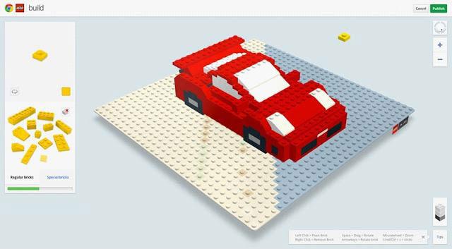 Easy 3D — Google Build With Chrome